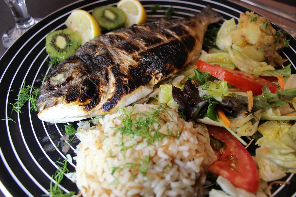 Restaurant turc paris poissons restaurant ottoman turc - Restaurant poisson grille paris ...